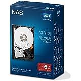 WD Red Kit Disque dur interne NAS 6 To 3,5 pouces SATA intellipower
