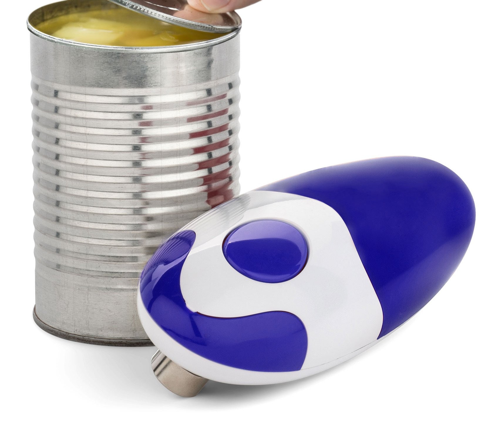Bartelli Soft Edge Automatic Electric Can Opener - Blue by Bartelli (Image #5)