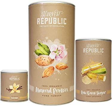 Harvest Republic - Kit de batidos de proteínas (1 proteína de ...