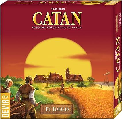 Catán - Juego Básico en Español