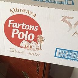 Amazon.es:Opiniones de clientes: Fartons Polo Tradicionales - caja ...
