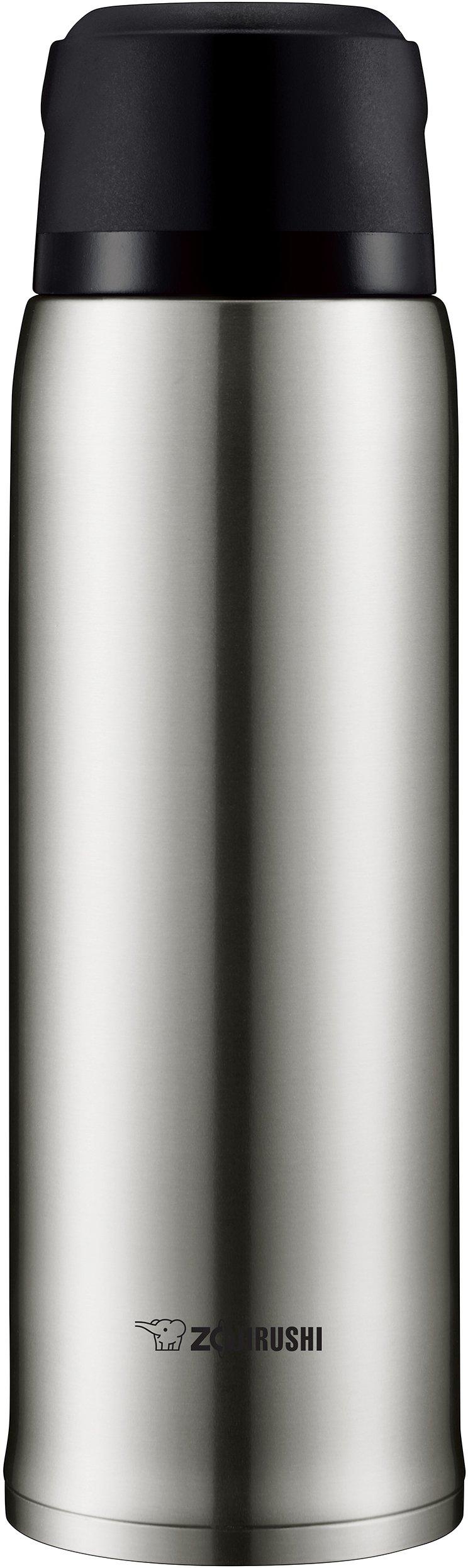 Zojirushi SJ-JS10XA Stainless Steel Bottle Mug, Silver