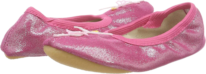 Ballerines rose 232 Beck Chaussures gymnastique fille