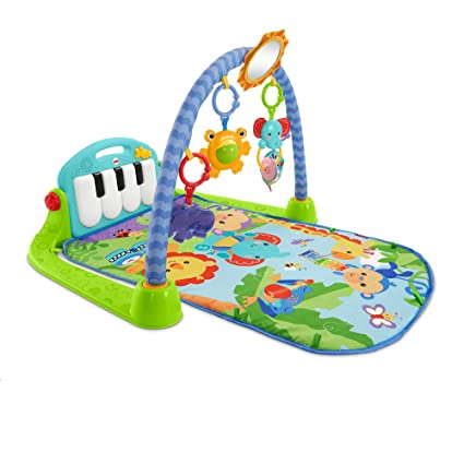 6d74427c59282 Fisher-Price BMH49 Kick and Play Piano Gym