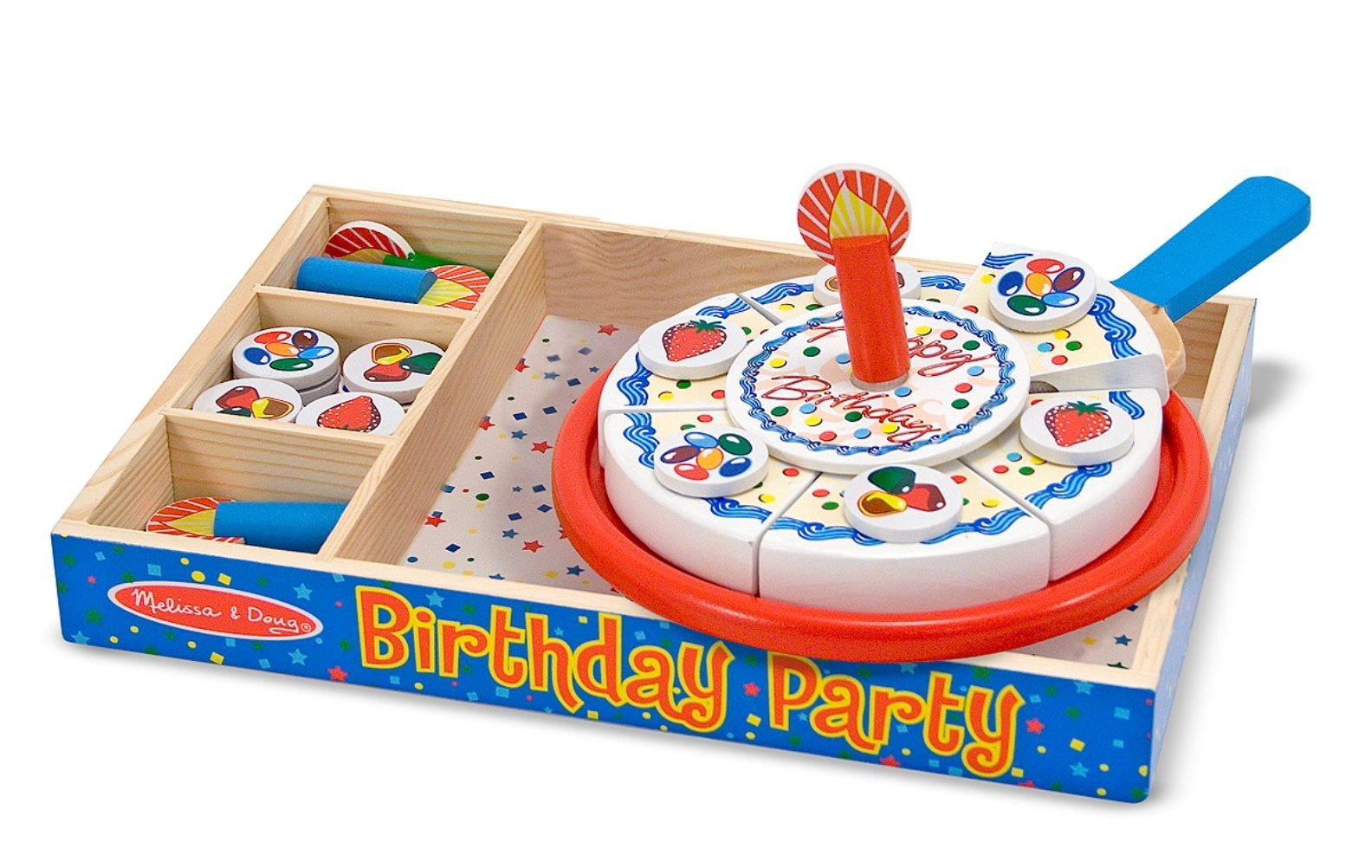 Melissa & Doug Birthday Party Cake 12