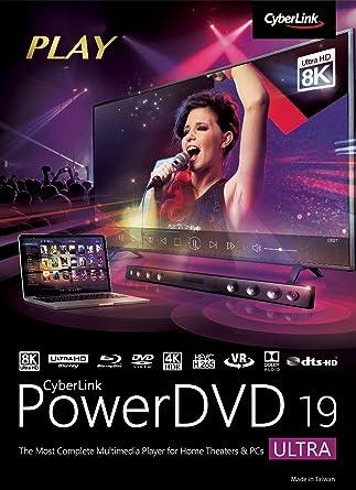 CyberLink PowerDVD 19 Ultra [PC Download]