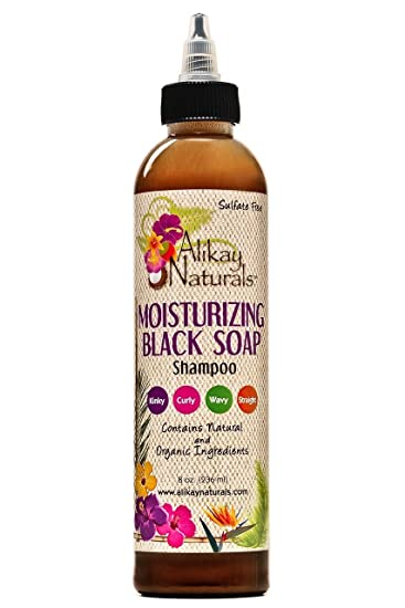 Image result for alikay naturals black soap shampoo