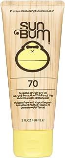 product image for Sun Bum Original Sunscreen Lotion | Vegan Broad Spectrum Moisturizing UVA/UVB Sunscreen with Vitamin E | SPF 70 ⭐️ Exclusive 3.0 Fl Oz