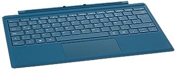 Microsoft Surface Pro 4 Type Cover - Teclados para móviles (Docking, Microsoft, Surface