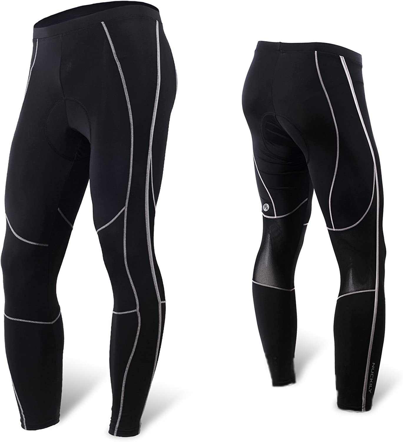 Men/'s Sports Bicycle 3D Padded Pants Riding Bike Tights Cycling Trousers