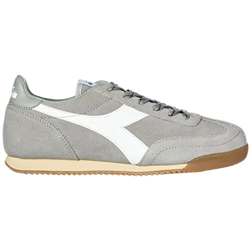 Diadora Zapatillas Deportivas Hombre Paloma Grey 42 EU: Amazon.es: Zapatos y complementos