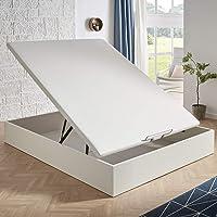 HOME Canapé abatible MagicBox Medida 90x180 cm Color Blanco