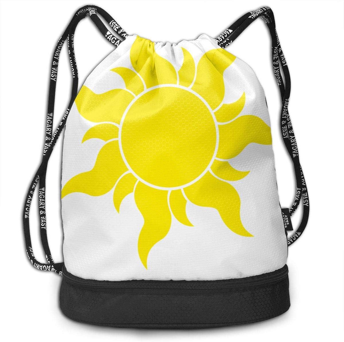 HUOPR5Q Watercolor-Roses Drawstring Backpack Sport Gym Sack Shoulder Bulk Bag Dance Bag for School Travel