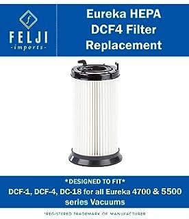 Felji HEPA Filter Replacement for Eureka DCF-1, DCF-4, DCF-