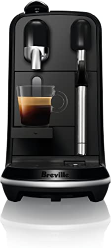 Breville-Nespresso USA BNE500BKS1BUS1 Breville Nespresso Creatista Uno Single Serve Espresso Machine