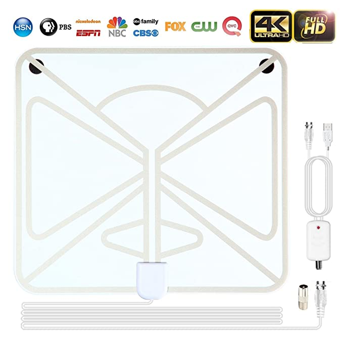 Review TV Buddy Antenna,New 4K