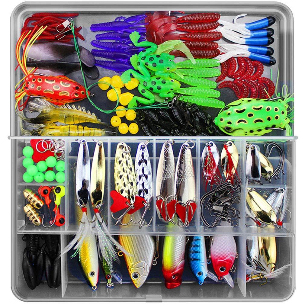 NiceMeet Kits Se/ñuelos para Pesca