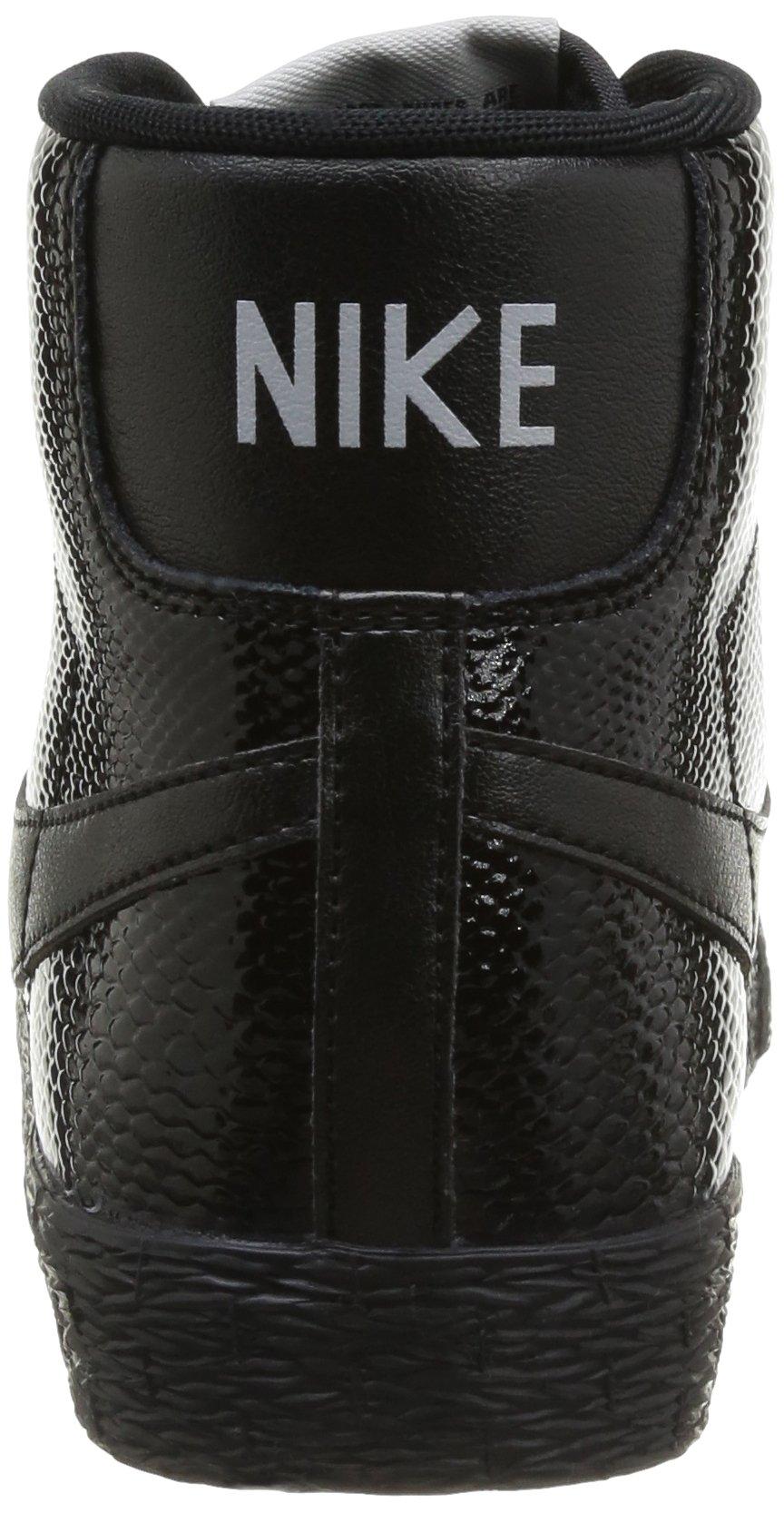 Nike Women's Blazer MID LTR PRM Black 685225-001 (SIZE: 8) by NIKE (Image #2)