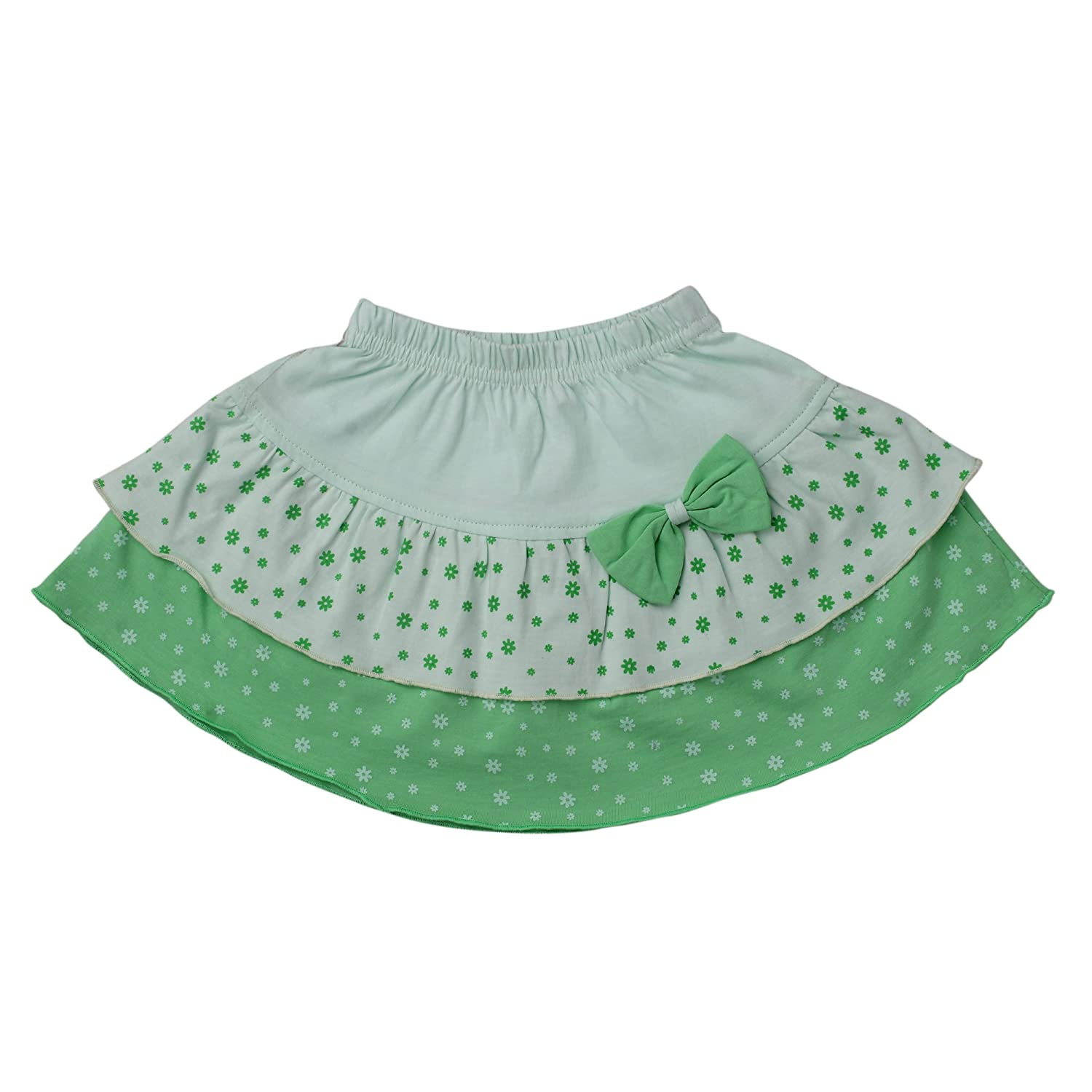 f119be0e6214 ICABLE High Quality Baby Girls Cute Cotton Top   Skirt Set – Super  Fashionable – Available in Cool Summer Colors