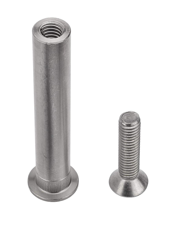 AMPG Z5326 Stainless Barrel Bolt Stainless Steel