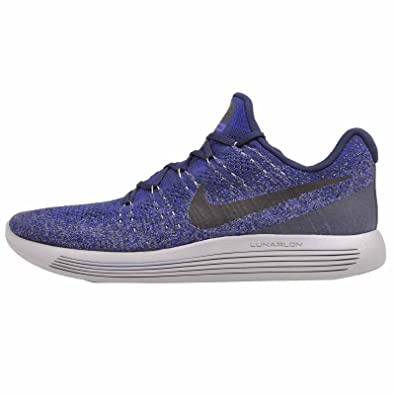 c06cde234d91 Nike Lunarepic Low Flyknit 2 Mens Running Shoes (9.5 D(M) US ...