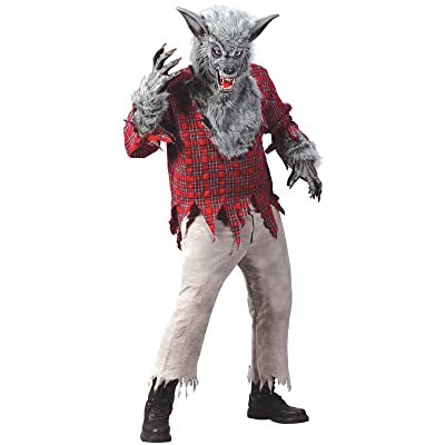 Child Werewolf Costume: Toys & Games