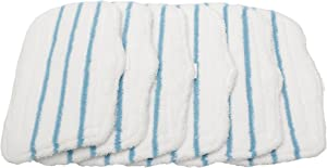 LTWHOME Microfiber Replacement Pads Fit for Shark Steam Mop XT3101 S3101 S3250 S3202(Pack of 6)