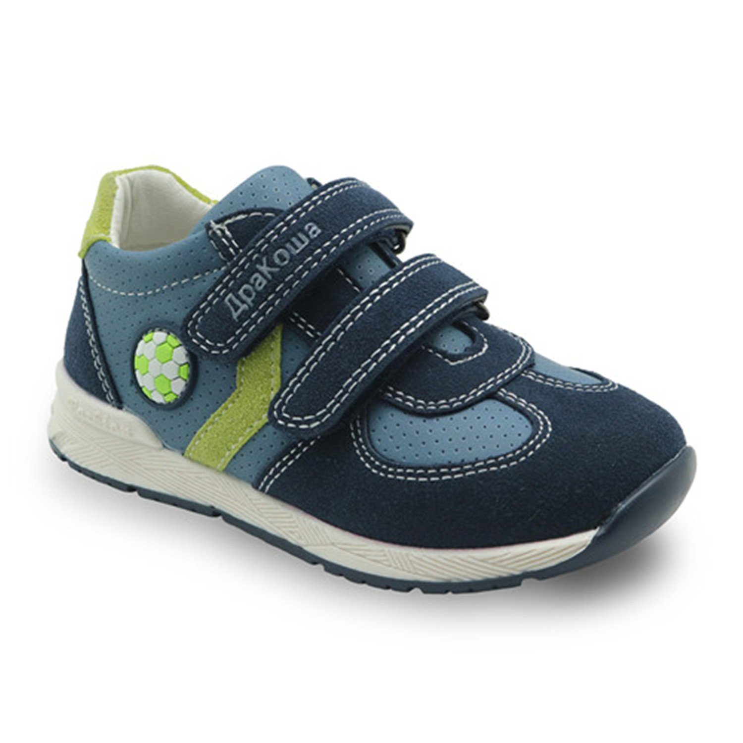 Toddler Kids Casual Shoes PU Leather Breathable Sneakers Toddler Boys Sneaker Sport Trainer EU 21-26