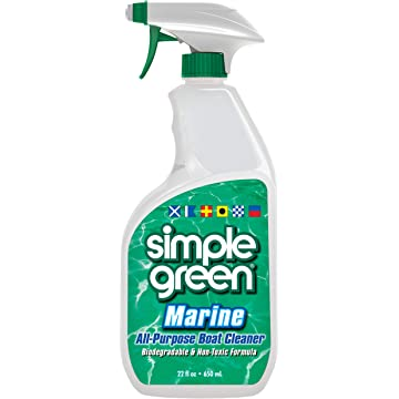 Simple Green Marine