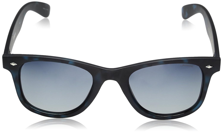 Polaroid Unisex-Erwachsene Sonnenbrille Pld 6009/N M Z7 Sec, Blau (Havana Blue/Bluette Sf Polar), 50