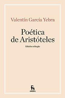 Poética de Aristóteles (MANUALES)