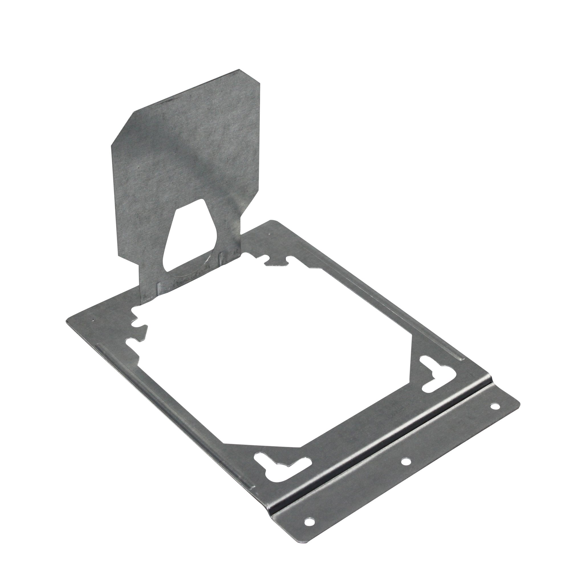 Steel City Ssf-Sh4 Box Mounting Bracket Fits 4'' Or 4-11/16'' Outlet Boxes Fits 4'' Metal Studs (Box Of