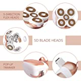Women's Painless Electric Razor - Hair Removal