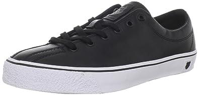 K-Swiss Clean Laguna VNZ Sneaker,Black/White/Gum,5 M