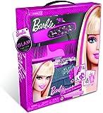 Intek - Bbhl11 - Décoration De Cheveux - Coffret Extension Avec Accessoires Pour Barbie