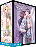Boy's Love Collection - Pack n°13 - Manga Yaoi (5 tomes)