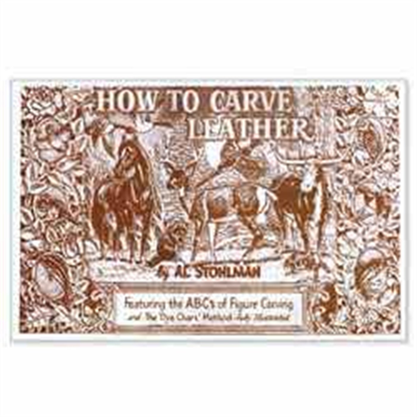 How Carve Leather Al Stohlman product image