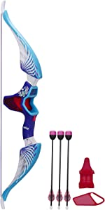 Nerf Rebelle Agent Bow (Purple and Teal)