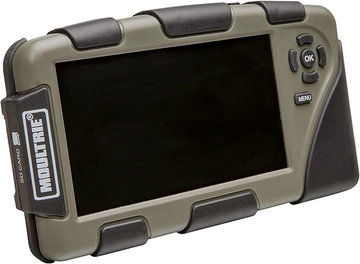 """Moultrie 4.3"""" Picture and Video Viewer 