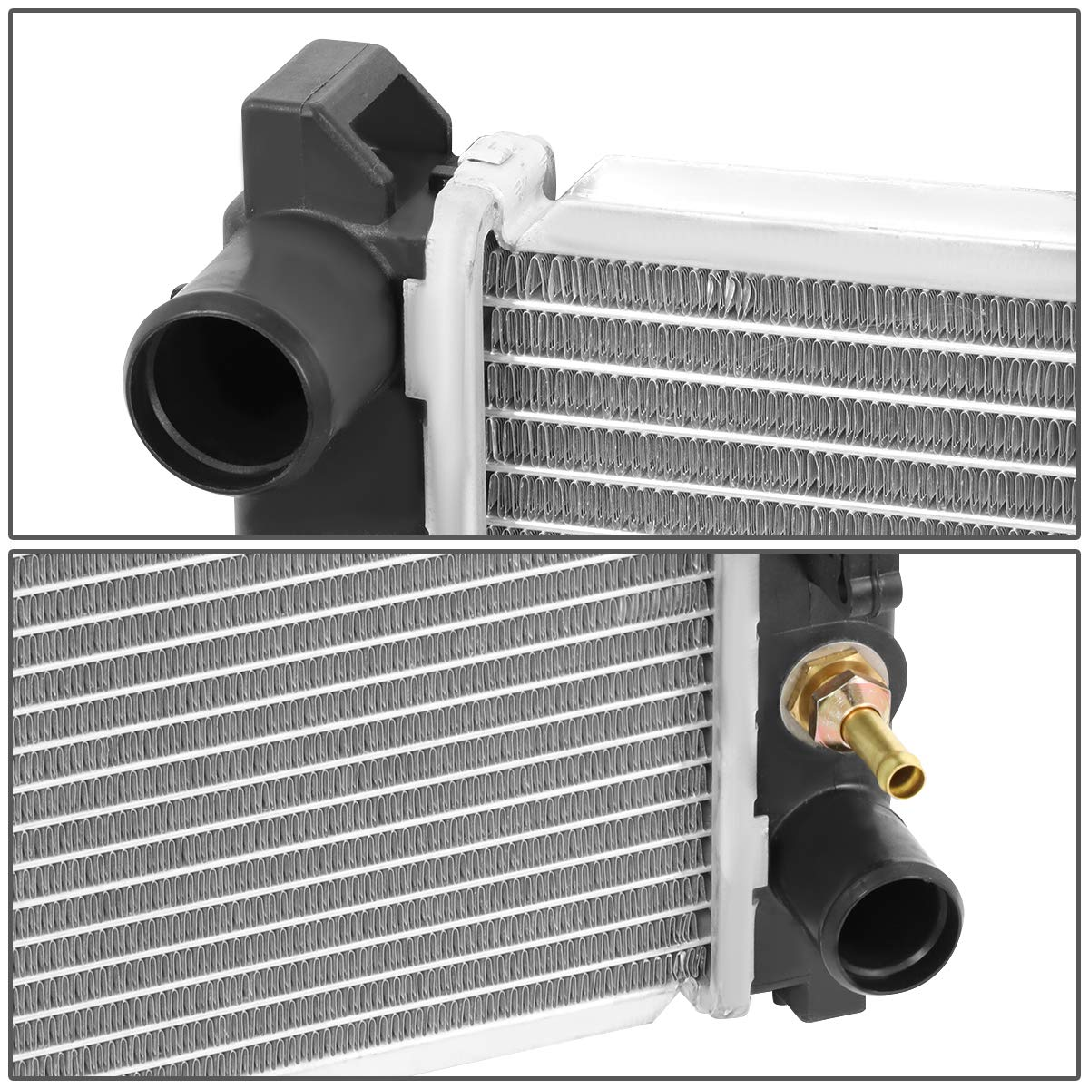 2962 OE Style Aluminum Core Cooling Radiator for Sorento AT MT 07-09