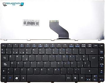 TECLA2XTATIL TC2X Teclado Compatible de y para portatil Acer ...