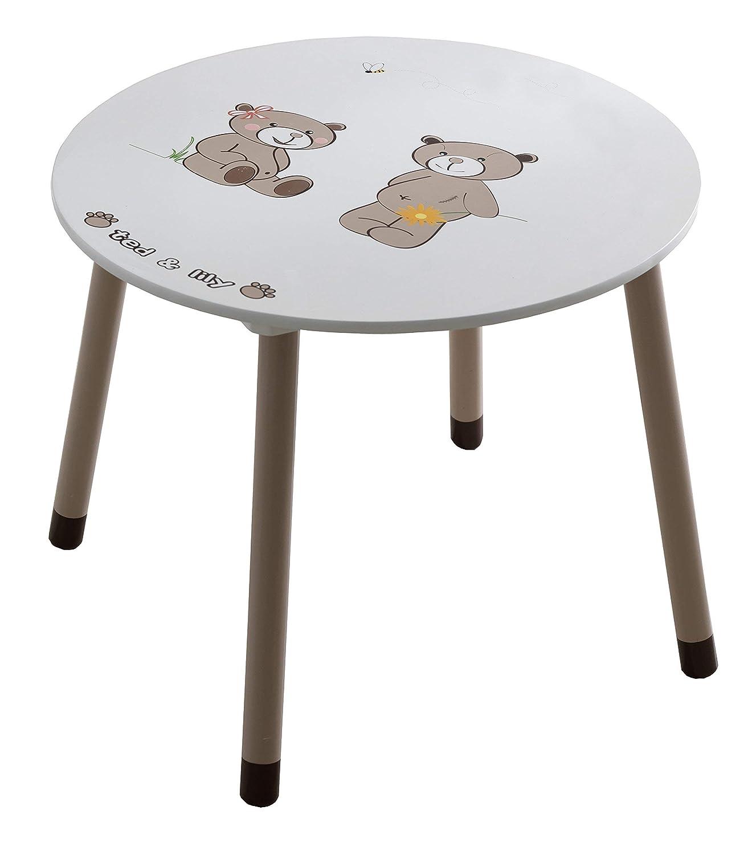 Kindertisch & TED und LILY Schreibtisch Tisch Tisch Tisch Sitzgruppe TEDDY bbce55