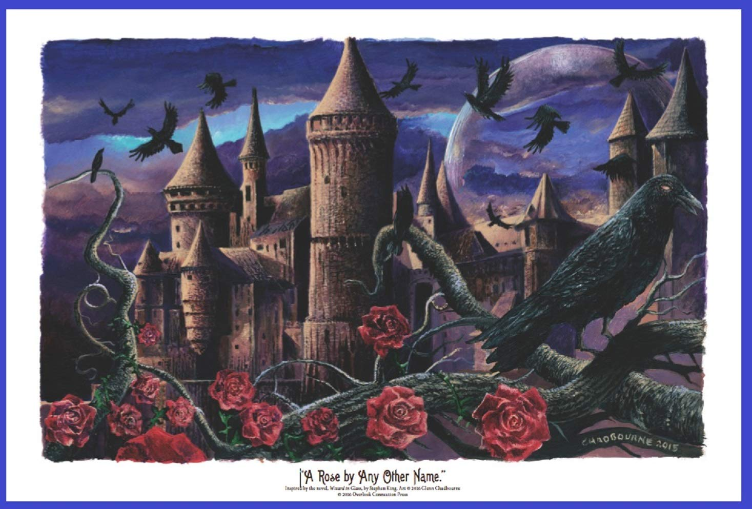 The Dark Tower Lithograph Set