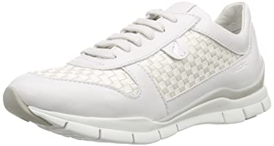 low priced 40fbe a50c4 Geox Damen D Sukie A Sneaker