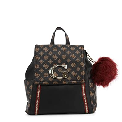 Great backpack Guess Line Karola SG744433 Black Multi