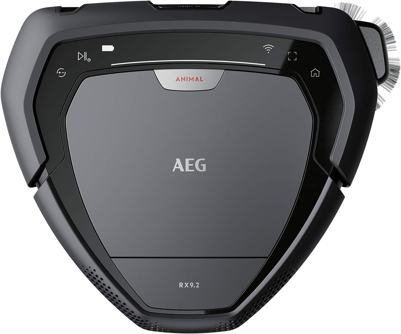 AEG RX9-2-4ANM Robot Aspiradora Visión 3D, Cepillo Motorizado ...