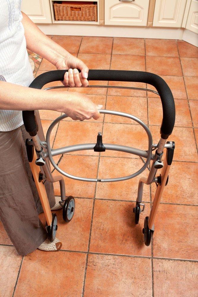 Trust Care Indoor Andador Let s Go Rojo Negro: Amazon.es ...