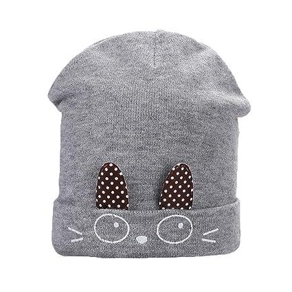 Amazon.com  Little Kids Winter Warm Hat 3a86080d488