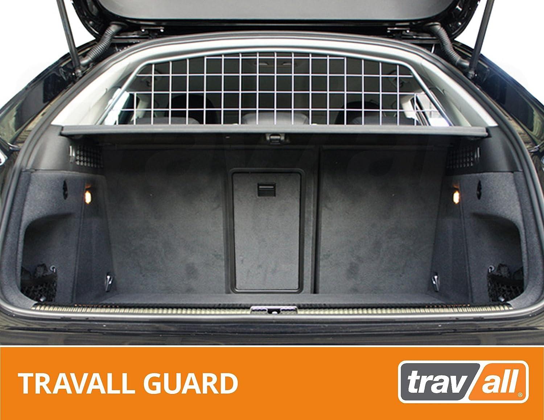 Travall® Guard Hundegitter TDG1519 – Maßgeschneidertes Trenngitter in Original Qualität