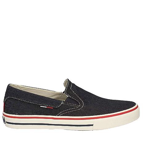 Tommy hilfiger FM0FM00253 Zapatos Hombre Azul 44 m7xjmQ55wO